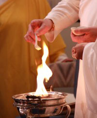 Fire Ceremony and Purification @ Ananda Dallas Meditation & Yoga Center | Addison | Texas | United States